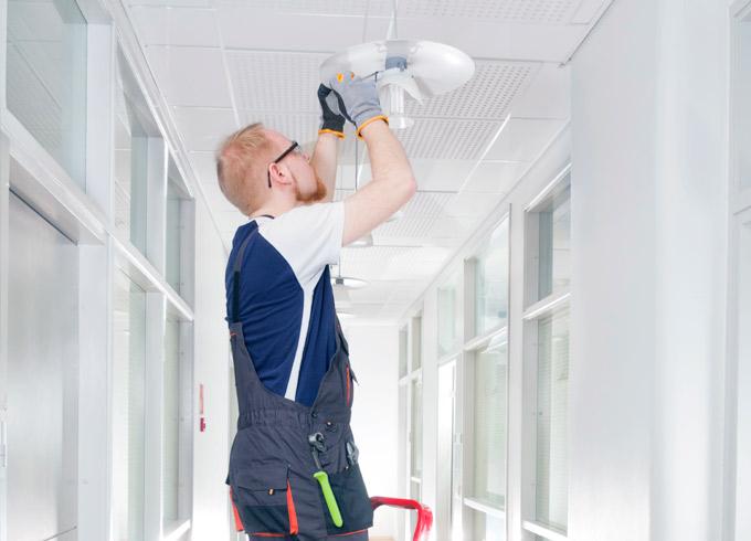 otros servicios de limpieza