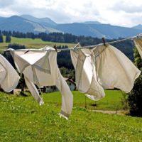 ¿Cuándo tienes que lavar a mano la ropa?