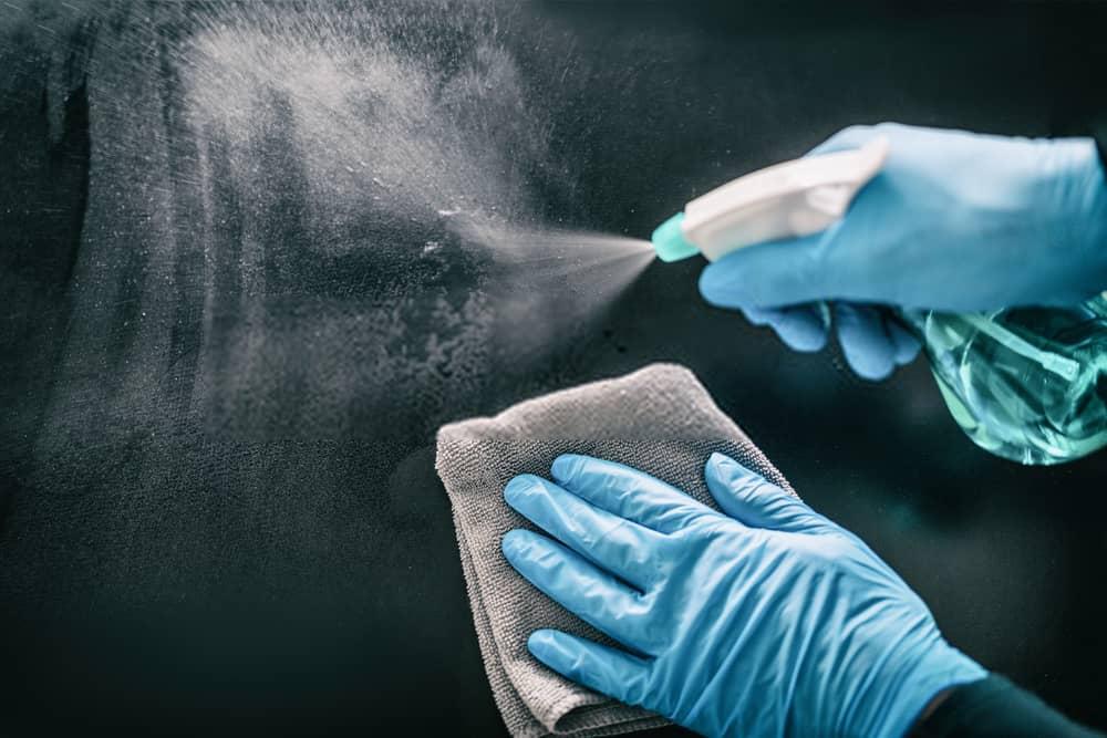 desinfectar hogar despues enfermedad domestica