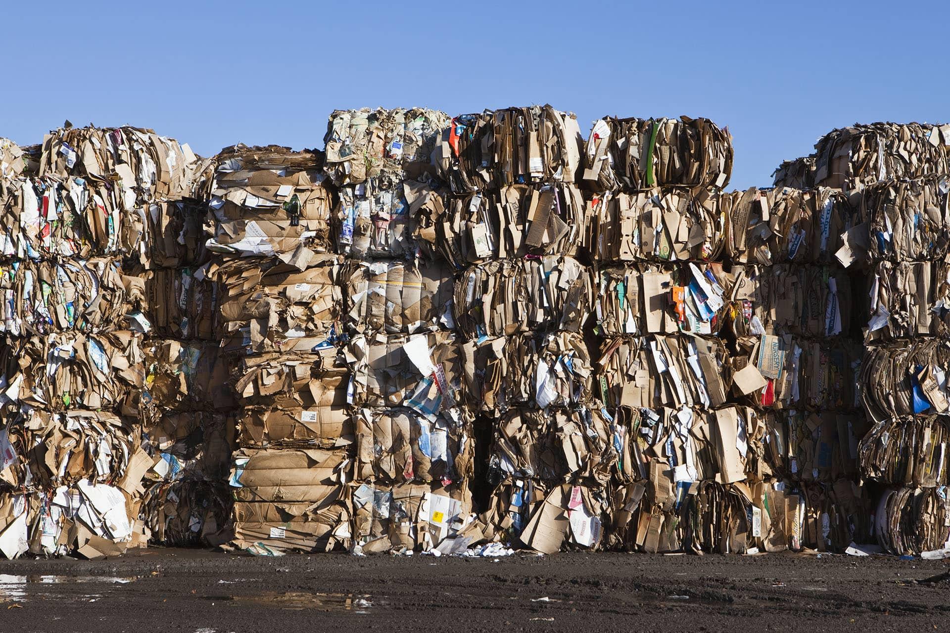 reciclar gestion residuos